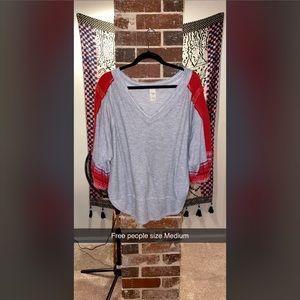 Free people medium blouse